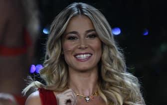 "Italian television presenter Diletta Leotta during the Final of 2018 ""Miss Italia"" (Miss Italy) in Milan, Italy, 17 September 2018. ANSA/RICCARDO DALLE LUCHE"