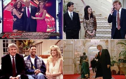 Donald Trump, i film e le serie tv in cui è apparso il tycoon. FOTO