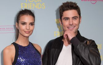Premiere of 'We Are Your Friends' at Ritzy Brixton - Red Carpet Arrivals  Featuring: Emily Ratajkowski, Zac Efron Where: London, United Kingdom When: 11 Aug 2015 Credit: WENN.com