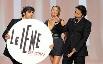 """milano 12 ottobre 2011  trasm. """"Le iene""""  ©fotostore"""