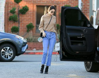 LOS ANGELES, CA - DECEMBER 28: Kendall Jenner is seen on December 28, 2016 in Los Angeles, California.  (Photo by BG001/Bauer-Griffin/GC Images)