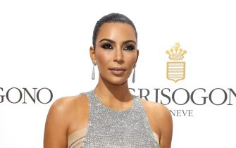 epa05313005 US TV personality Kim Kardashian attends the party held by Swiss jewelry company De Grisogono at the Hotel du Cap, Eden Roc, in Cap d'Antibes, France, 17 May 2016, during the 69th annual Cannes Film Festival. The festival runs from 11 to 22 May.  EPA/SEBASTIEN NOGIER
