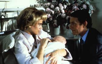 "Serena Scott Thomas interpreta Lady Diana in ""La vera storia di Lady D"" del 1993"