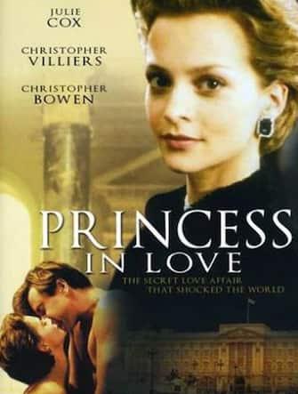 "Julie Cox interpreta Lady Diana in ""La principessa triste"" del 1996"