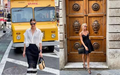 Moda, 10 look da influencer da copiare in città. FOTO