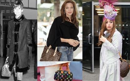 200 anni di Louis Vuitton: le borse icona più amate dalle star. FOTO