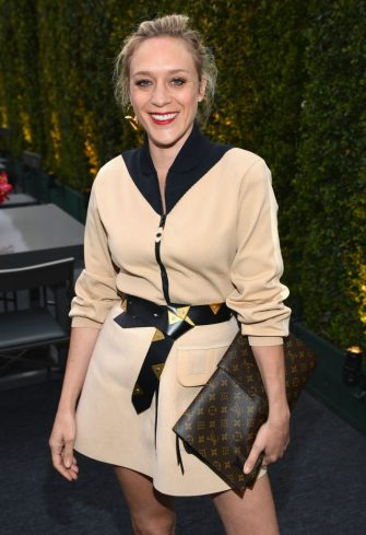 LOS ANGELES, CA - MARCH 29:  Actress Chloe Sevigny, wearing Louis Vuitton, attends MOCA's 35th Anniversary Gala presented by Louis Vuitton at The Geffen Contemporary at MOCA on March 29, 2014 in Los Angeles, California.  (Photo by Michael Buckner/Getty Images for MOCA)