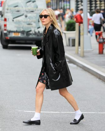 NEW YORK, NEW YORK - MAY 30: Chloe Sevigny is seen in Downtown on May 30, 2019 in New York City. (Photo by Say Cheese!/GC Images)