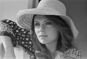 English actress Jacqueline Bisset, USA, 4th May 1970. (Photo by Harry Benson/Daily Express/Getty Images)