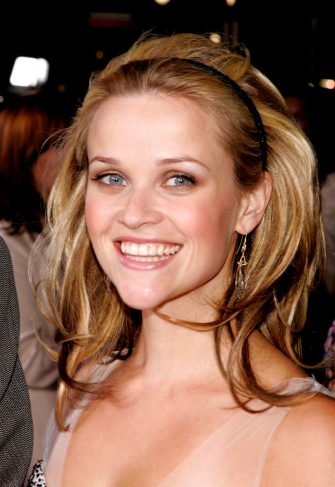 """LOS ANGELES - SEPTEMBER 8:  Actress Reese Witherspoon attends the premiere of DreamWorks Picture's """"Just Like Heaven"""" at the Chinese Theater on September 8, 2005 in Los Angeles, California. (Photo by Kevin Winter/Getty Images)"""