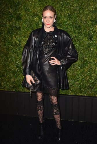 NEW YORK, NY - APRIL 18:  Actress Chloe Sevigny attends CHANEL Tribeca Film Festival Artists Dinner - Arrivals on April 18, 2016 in New York City.  (Photo by Nicholas Hunt/WireImage)