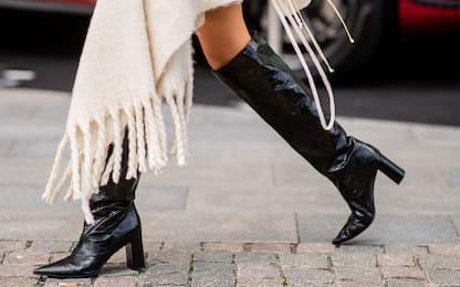 Moda, trend stivali, i più belli indossati dalle star