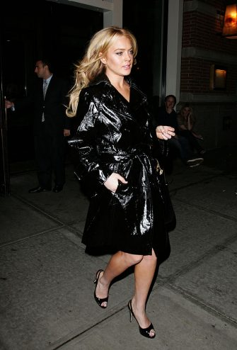 Lindsay Lohan (Photo by James Devaney/WireImage)