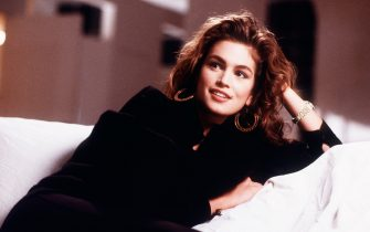 Portrait of Cindy Crawford (1989)Photo: Frank Micelotta/ImageDirect*** SPECIAL RATES APPLY ***