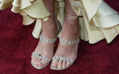 Premi Oscar, le scarpe più belle del red carpet