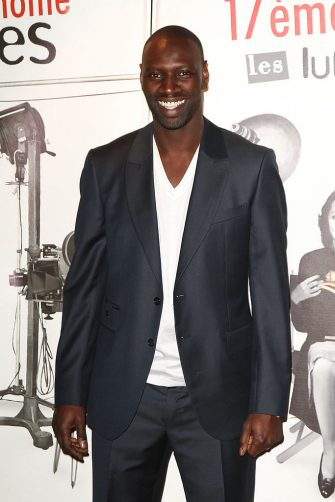 PARIS, FRANCE - JANUARY 13:  Omar Sy attends the 17th 'Ceremonie Des Lumieres' at Hotel de Ville on January 13, 2012 in Paris, France.  (Photo by Richard Bord/WireImage)