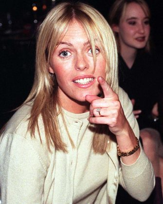 Library file dated 08/11/96 of actress Patsy Kensit who celebrates her 30th birthday on Wednesday 4th March 1998. Photo by Fiona Hanson/PA.   (Photo by Fiona Hanson - PA Images/PA Images via Getty Images)