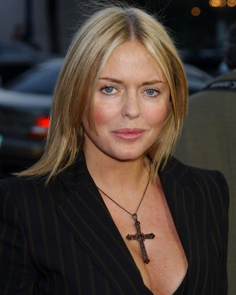"""Patsy Kensit during """"Slap Her...She's French"""" Premiere at Academy Sam Goldwyn Theatre in Beverly Hills, California, United States. (Photo by Gregg DeGuire/WireImage)"""