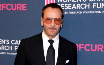 BEVERLY HILLS, CALIFORNIA - FEBRUARY 27: Tom Ford attends The Women's Cancer Research Fund's 'An Unforgettable Evening' at Beverly Wilshire, A Four Seasons Hotel on February 27, 2020 in Beverly Hills, California. (Photo by Tibrina Hobson/WireImage)