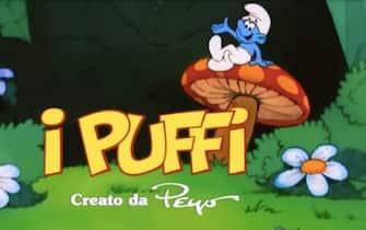 I puffi creati da Peyo