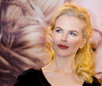 """ROME - DECEMBER 04:  Actress Nicole Kidman attends """"Australia"""" photocall at Australian Residence on December 4, 2008 in Rome, Italy.  (Photo by Elisabetta Villa/Getty Images)"""
