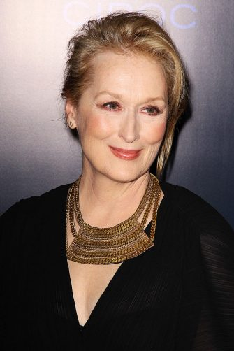 LONDON, ENGLAND - JANUARY 04: Meryl Streep attends the European Premiere of The Iron Lady at The BFI Southbank on January 4, 2012 in London, United Kingdom. (Photo by Dave Hogan/Getty Images)