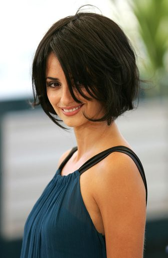 """CANNES, FRANCE - MAY 21:  Actress Penelope Cruz attends a photocall promoting the film """"Chromophobia"""" at the Palais during the 58th International Cannes Film Festival May 21, 2005 in Cannes, France.  (Photo by MJ Kim/Getty Images)"""