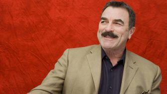 WEST HOLLYWOOD, CA - AUGUST 16: Tom Selleck poses for a photo during a portrait session in West Hollywood, California on August 16, 2010. (Photo by Munawar Hosain/Fotos International/Getty Images) Reproduction by American tabloids is absolutely forbidden.