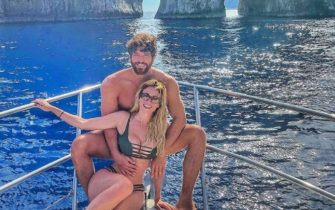 Diletta Leotta has posted a photo on Instagram with the following remarks:   Profumo di mare Instagram 29/05/2021 Capri Italy  This is a private photo posted on social networks and supplied by this Agency. This Agency does not claim any ownership including but not limited to copyright or license in the attached material. Fees charged by this Agency are for Agency's services only, and do not, nor are they intended to, convey to the user any ownership of copyright or license in the material. By publishing this material you expressly agree to indemnify and to hold this Agency and its directors, shareholders and employees harmless from any loss, claims, damages, demands, expenses (including legal fees), or any causes of action or allegation against this Agency arising out of or connected in any way with publication of the material.