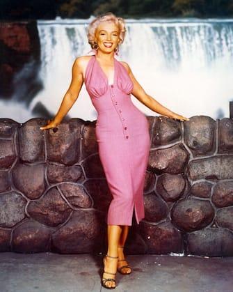 Niagara  Year: 1953 USA Director : Henry Hathaway Marilyn Monroe