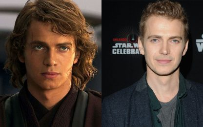 Star Wars, Hayden Christensen sarà di nuovo Anakin Skywalker