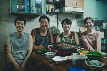 01-parasite-Choi Woo-shik, Song Kang-ho, Chang Hyae Jin,  Park So-dam