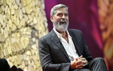 Geroge Clooney