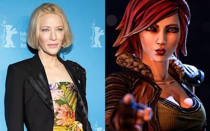 Borderlands, Cate Blanchett come Lilith nell'adattamento del videogame