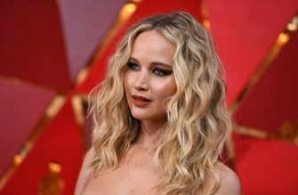 US actress Jennifer Lawrence arrives for the 90th Annual Academy Awards on March 4, 2018, in Hollywood, California.  / AFP PHOTO / ANGELA WEISS        (Photo credit should read ANGELA WEISS/AFP via Getty Images)