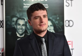 """HOLLYWOOD, CA - NOVEMBER 12:  Josh Hutcherson attends the screening of """"The Disaster Artist"""" at AFI FEST 2017 Presented By Audi at TCL Chinese Theatre on November 12, 2017 in Hollywood, California.  (Photo by Alberto E. Rodriguez/Getty Images for AFI)"""