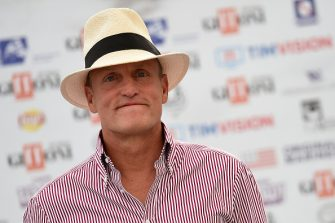 GIFFONI VALLE PIANA, ITALY - JULY 20: Woody Harrelson attends Giffoni Film Festival 2019 on July 20, 2019 in Giffoni Valle Piana, Italy. (Photo by Stefania D'Alessandro/Getty Images)