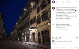 Cinema La Compagnia Firenze