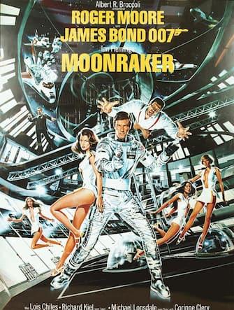 Moonraker locandina