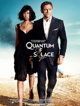 Quantum of Solace locandina