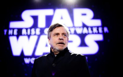 Star Wars, Mark Hamill dice addio a Luke Skywalker