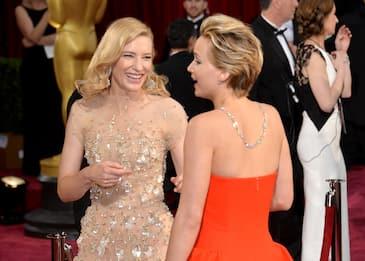 Don't Look Up, Jennifer Lawrence sfida Cate Blanchett