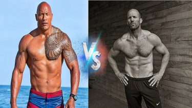 Jason Statham vs Dwayne Johnson