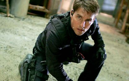 Tom Cruise vuole tornare a girare a Venezia Mission: Impossible 7