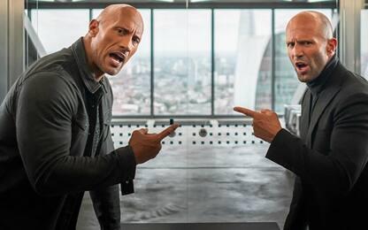 Fast & Furious – Hobbs & Shaw, azione doppia su Sky Cinema