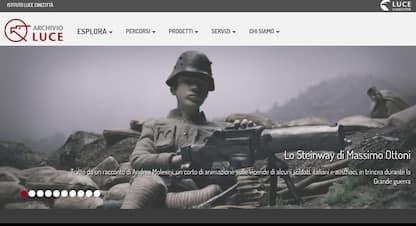 """""""Lo Steinway"""" di Massimo Ottoni, cortometraggio inno a musica e pace"""