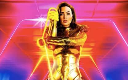 Wonder Woman 1984, diffuso il nuovo poster con Gal Gadot