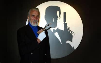 Christopher Lee: tra Dracula, 007 e Il Signore degli Anelli