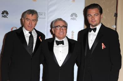 Apple produrrà il nuovo film di Martin Scorsese con DiCaprio e De Niro