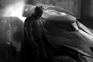 Batmobile: tutte le auto dell'uomo pipistrello